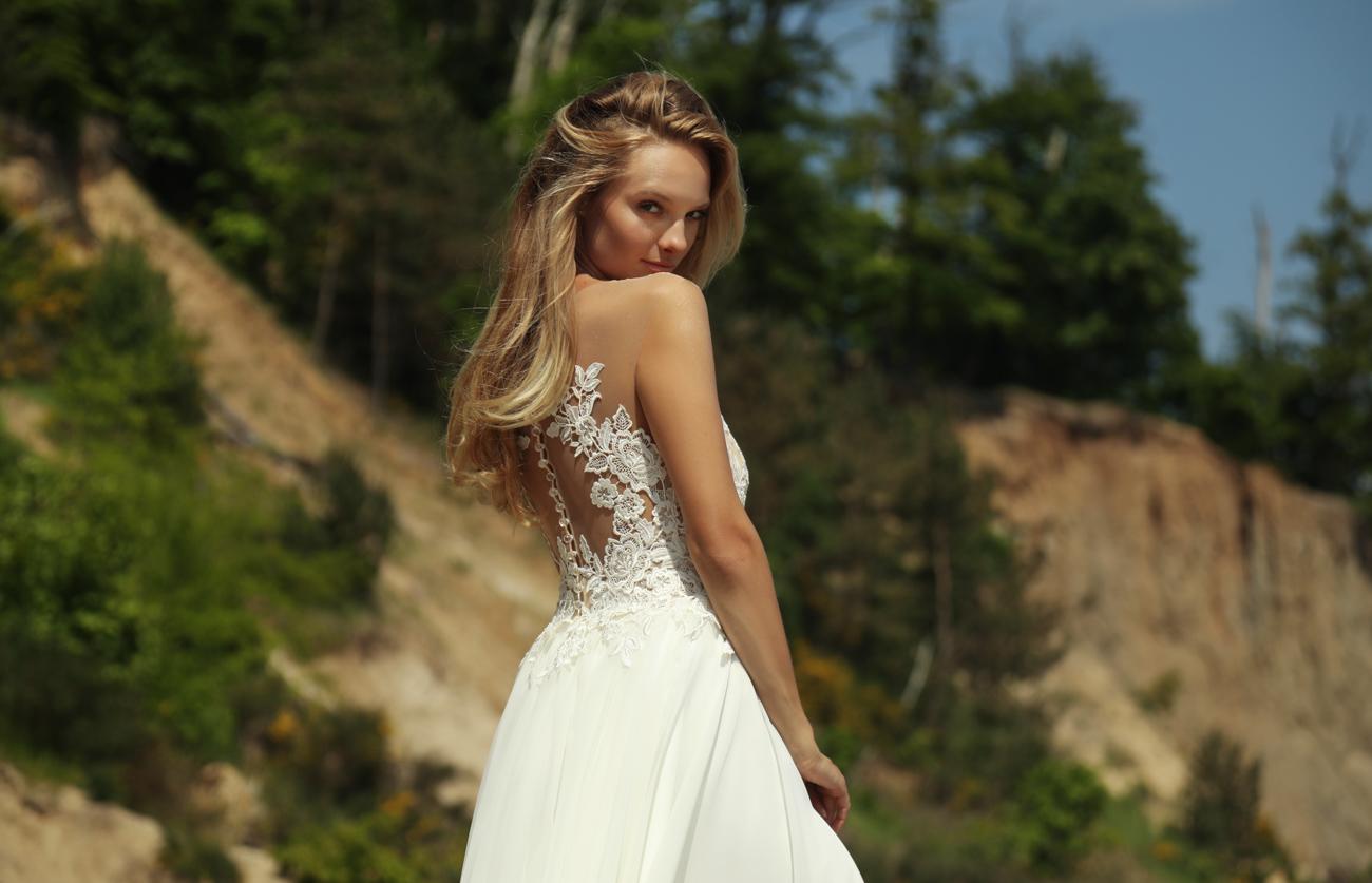Suknia ślubna Bianka Gala Suknie ślubne
