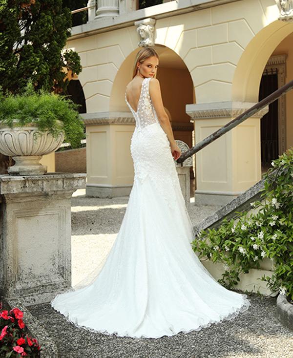 Fantastyczny Suknie ślubne, koronkowe - salon - Gala Suknie Ślubne FN67